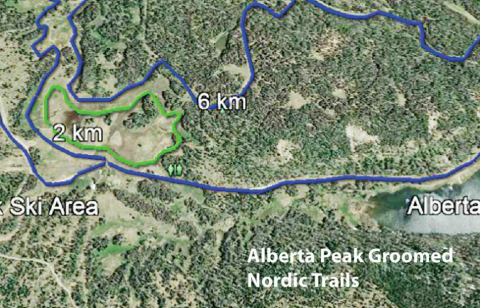 Trail Information & Maps - Pagosa Springs Nordic Club